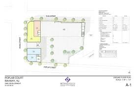 Rahway Plaza Apartments Floor Plans Concept Plan Proposes 86 Units At Poplar Court Rahway Rising