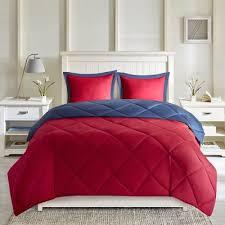 red comforters target
