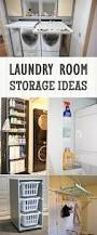 12 clever laundry room storage ideas