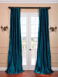 Teal And Beige Curtains Teal Drapes Curtains 2940