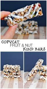 Almond U0026 Coconut Bars Coconut Snack Bars Kind Snacks by Copycat Kind Bars