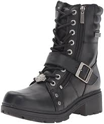 womens boots harley davidson amazon com harley davidson s talley ridge motorcycle boot