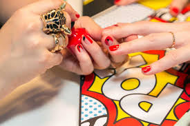 miss pop coca cola and opi at fashion week the coca cola company