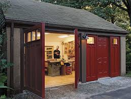turn your garage into a real workshop finewoodworking