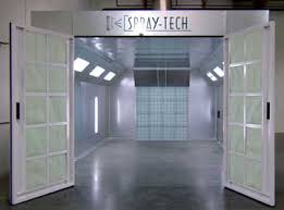 building a photo booth cabinet spray tech finally a spray booth for us woodworking blog