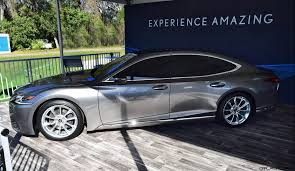 design analysis 2018 lexus ls500 at amelia island concours 23