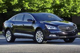 used 2014 buick lacrosse sedan pricing for sale edmunds