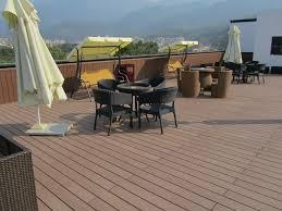 wpc floor decking composite floor deck price per square foot