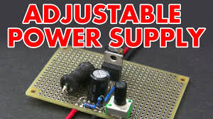 Wiring Diagram Power Supply Also Converter Circuit On Adjustable Switch Mode Power Supply Tutorial Youtube