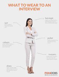 what to wear to a job interview career advice u0026 expert guidance