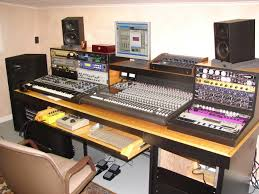 Building A Studio Desk by Desk Music Production Desk Within Satisfying Studio Rta