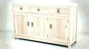 buffet meuble cuisine peindre du bois brut peinture d accroche pour meuble cuisine buffet