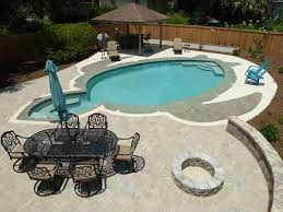 best fenced backyard salt water pool homeaway folly field