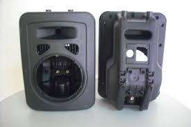 empty plastic speaker cabinets plastic pp empty speaker box china mainland consumer electronics