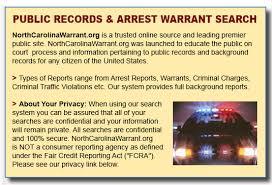 What Happens When You Get A Bench Warrant Northcarolinawarrant Org North Carolina Warrants