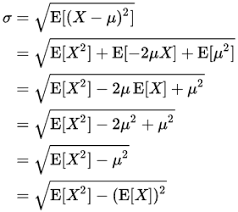 What Is The Square Root Of 1000 Standard Deviation Wikipedia