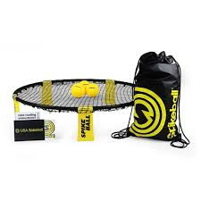 spikeball 3 ball combo set play backyard games