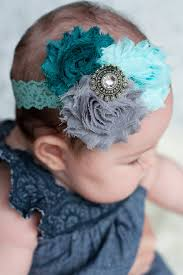 how to make headband bows trio flower lace headband shabby flower headbands by secretblossom