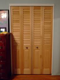 Closet Doors Louvered Panel Louvered Combination Bifold Closet Doors