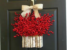 Christmas Decoration Ideas Home Front Doors Door Design Image Of Door Decorating Ideas Home Door