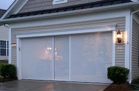 Overhead Door Waterford Mi Garage Door Screens Lifestyle Screensâ Garage Screen Door System