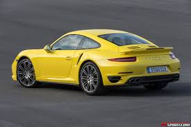 porsche 911 back seat road test 2014 porsche 991 turbo u0026 turbo s review