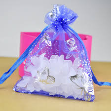 small organza bags the use of organza bags for party