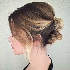 Hochsteckfrisurenen Zum Selber Machen Schulterlange Haare by Hochsteckfrisuren Selber Machen 6 Einfache Anleitungen