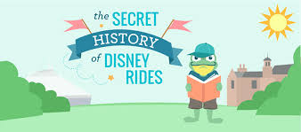secret history disney rides sea journey