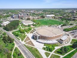 spartan stadium u0026 breslin center michigan state university east