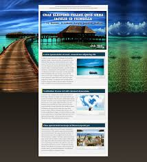 newsletter templates free word awesome free email templates