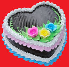 How To Decorate Heart Shaped Cake Heart Of Mary Cloning Mernel U0027s Chocolate Cake
