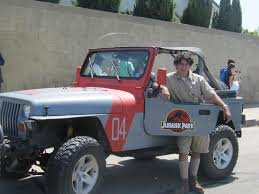 jurassic park car movie 4th of july nate truman u0027s starcarcentral com is all over southern