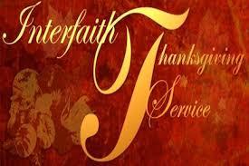 b nai chaim hosts thanksgiving interfaith service food drive