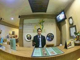 Hotel Front Desk Agent Gambar Ini Diambil Pada Waktu Malam Picture Of C3 Hotel Ungaran