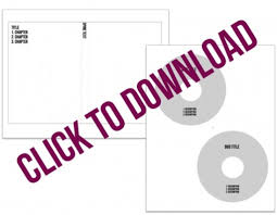 label templates for adobe photoshop how to make simple dvd labels and case covers with free templates