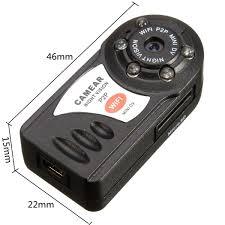 Mini Wireless Hd Wifi Ip Camera Q7 Spy Camera Video Cam U2013 Gaming