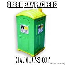 Green Bay Memes - green bay packers new mascot green bay sucks make a meme