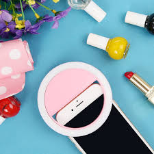 Light For Phone Aliexpress Com Buy Rechargeable Usb Selfie Ring Light Led Flash