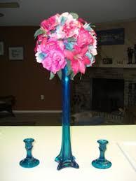 eiffel tower vase centerpieces centerpiece idea 1 updated pics wedding centerpiece diy