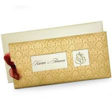 indian wedding cards w 999 with shimmery finish paper