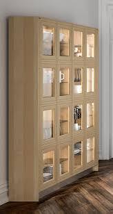 vitrine pour cuisine l éclairage dans la cuisine le sagne cuisines