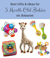 gift of the month ideas best gifts ideas for 3 month babies on