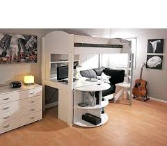 bed and desk combo bunk bed with futon and desk futon desk combo student rental bed