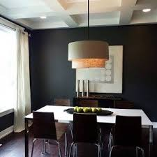 Contemporary Pendant Lighting For Dining Room Luxury Modern Dining Room With Large Space And Contemporary