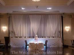 Wedding Head Table Decorations by Wedding Head Table Backdrops And Decorations My Wallpaper