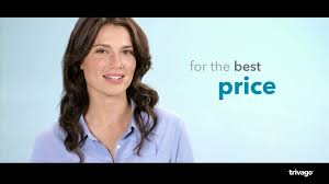 Trivago Commercial Actress   trivago girl shows you how to find your ideal hotel for the best