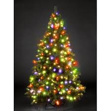 7 5 ft pre lit tree wayfair