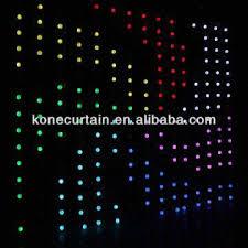 china ball video lighting kone led fantasy ball curtain high quality led video curtain