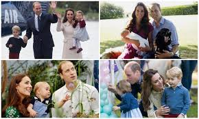 prince william and kate middleton s sweet family portraits with